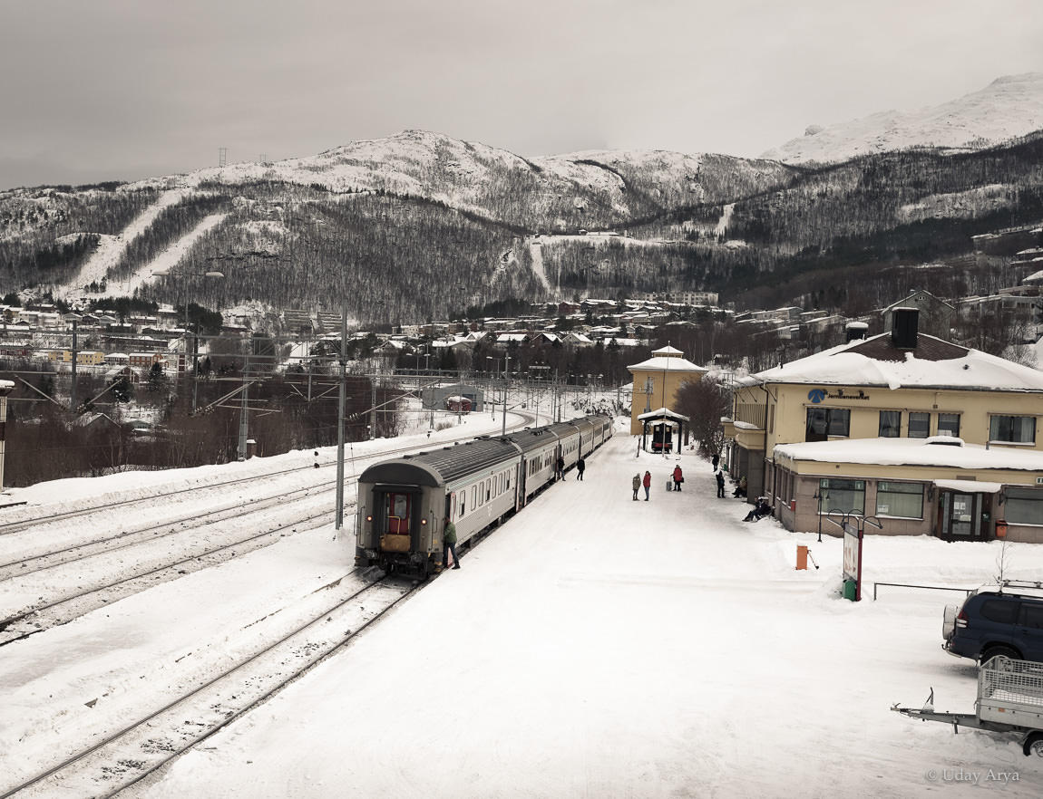 narvik-train-station-norway