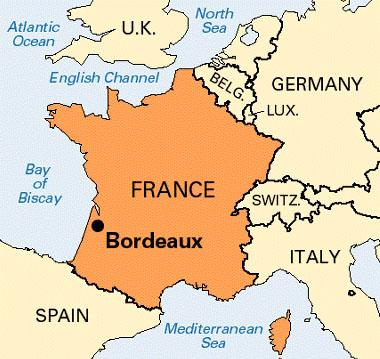 Visiting bordeaux and st emilion for Bordeaux france